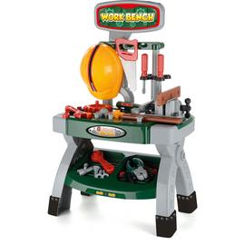 Toyrific Work Bench with Tools.
