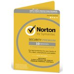 more details on Norton Security Premium with Backup - 1 User/10 Devices.