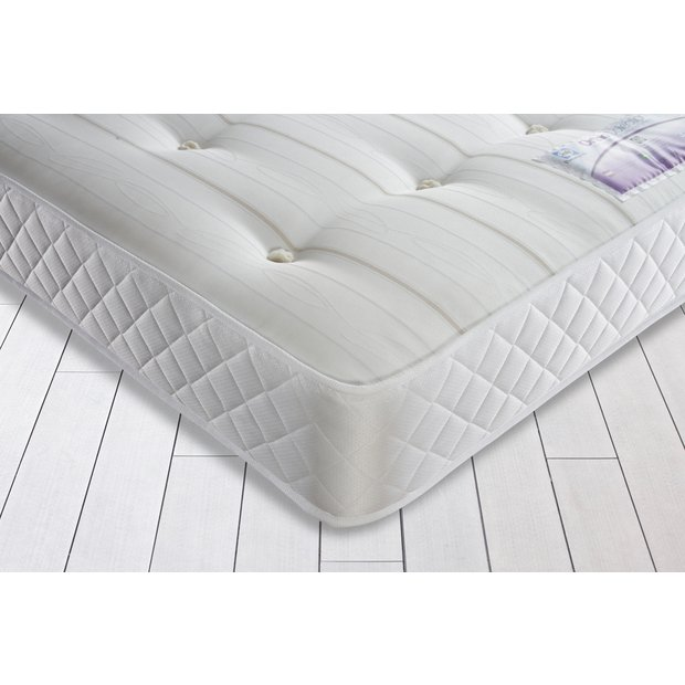 Buy sealy posturepedic firm ortho double mattress at argos for Online shopping for mattresses