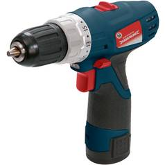 Silverstorm Cordless Drill Driver - 10.8V