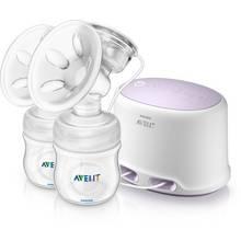 Philips Avent Comfort Double Electric Breast Pump SCF334/02