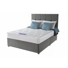 Sealy Posturepedic Firm Ortho Divan Bed - Double.