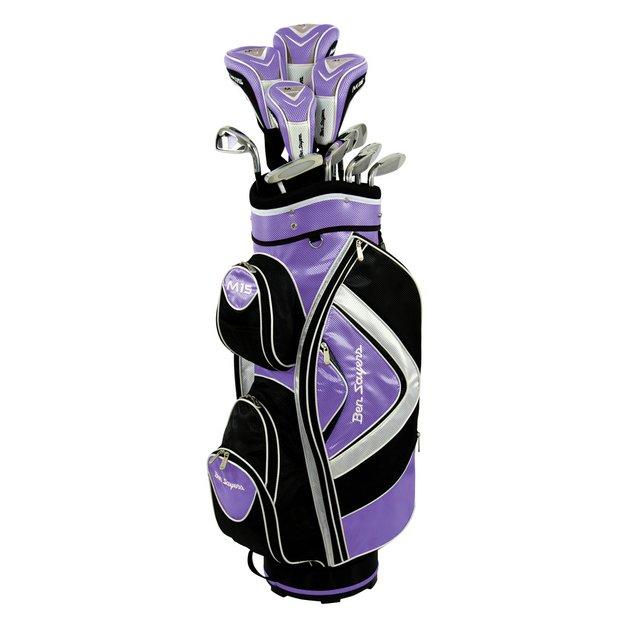 Buy Ben Sayers Golf M15 Ladies Package Set Cart Bag