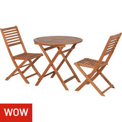 garden table and chair sets argos