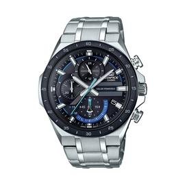 Casio Men's Edifice Solar Powered Chronograph Bracelet Watch