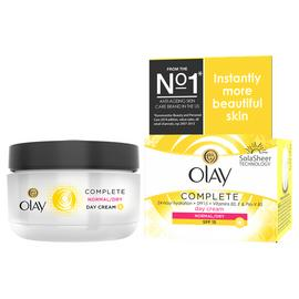 Olay Complete 3-in-1 Complete Care Normal Day Cream - 50ml
