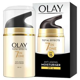 Olay Total Effects Day Moisturiser Cream - 50ml