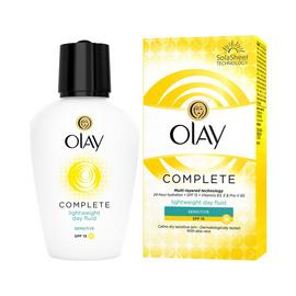 Olay Complete Care Sensitive Fluid - 100ml