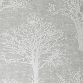 Boutique Landscape Taupe Wallpaper