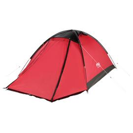 ProAction 4 Man 1 Room Dome Camping Tent