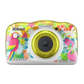 Nikon Coolpix W150 13.2MP 3 x Zoom Camera - Multicoloured