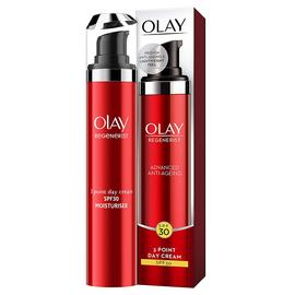 Olay Regenerist Anti-Ageing Firming Day SPF30 Cream  - 50ml