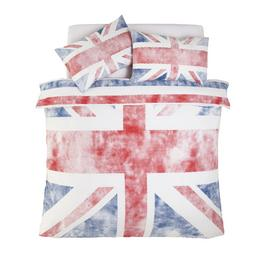 Argos Home Union Jack Bedding Set - Superking