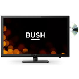 Bush 24 Inch HD Ready TV/DVD Combi - Black