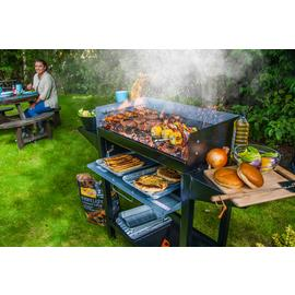 Bar-Be-Quick Trolley Grill & Bake