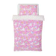 Argos Home Unicorn Bedding Set - Toddler