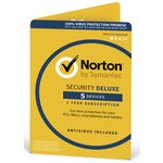 more details on Norton Security - 1 User/5 Devices.