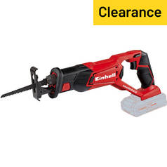 Power X Change 18V Cordless Reciprocating Saw