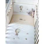 more details on Saplings Balloon Cot Bed Bumper Set.