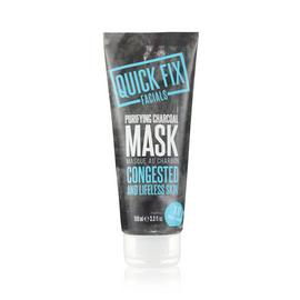 Quick Fix Facials Purifying Charcoal Mask - 100ml