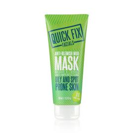 Quick Fix Facials Anti-Blemish Mud Mask - 100ml