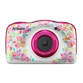 Nikon Coolpix W150 13.2MP 3 x Zoom Camera - Pink