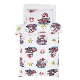 Nintendo Bedding Set - Single