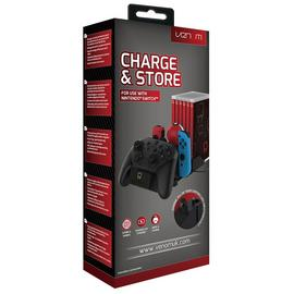 Venom Nintendo Switch Charging Dock