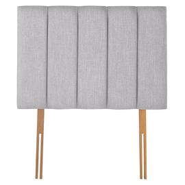 Argos Home Bircham Single Headboard - Light Grey