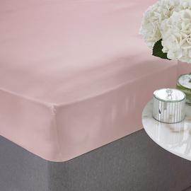 Silentnight Supersoft 28cm Fitted Sheet