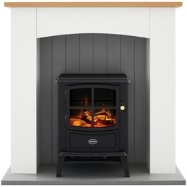 Dimplex Oakmaed Stove Fire Suite