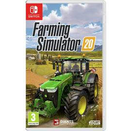 Farming Simulator 20 Nintendo Switch Pre-Order Game