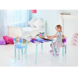Disney Frozen 2 Table & 2 Chairs Set