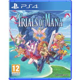 Trials of Mana PS4 Pre-Order Game