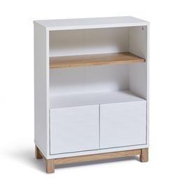 Habitat Zander Double Unit - White