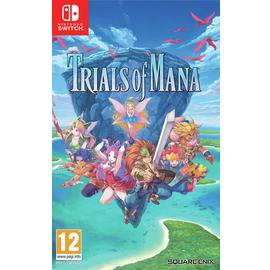 Trials of Mana Nintendo Switch Pre-Order Game