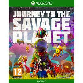Journey to Savage Planet Xbox One Pre-Order Game