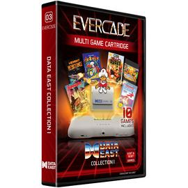 Blaze Evercade Cartridge 03: Data East 1 Pre-Order