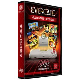 Blaze Evercade Cartridge 07: Interplay Collection 2 Preorder