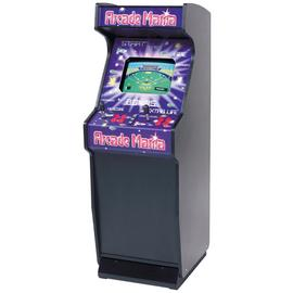 Arcade Mania 75 in 1 Freestanding Game Machine.