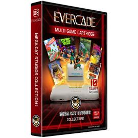 Blaze Evercade Cartridge 08: Mega Cat Collection 1 Pre-Order