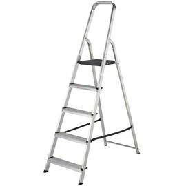 Abru Werner 5 Tread High Handrail Step Ladder