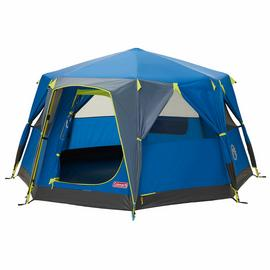 Coleman OctaGo 4 Man 1 Room Dome Camping Tent