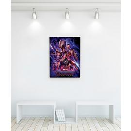 Marvel Avengers Endgame Journey's End Canvas