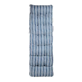 Argos Home Relaxer Cushion - Coastal Stripes