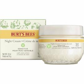 Burt's Bees Sensitive Night Cream - 50ml