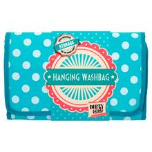 Dirty Works Hanging Wash Bag