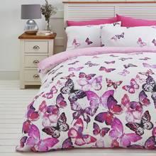Argos Home Trailing Butterflies Bedding Set