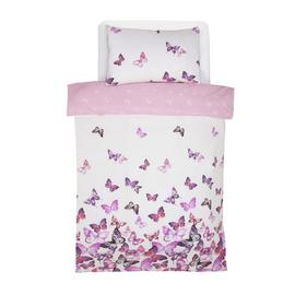 Argos Home Trailing Butterflies Bedding Set