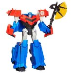 more details on Transformers Robots In Disguise - Warrior Optimus Prime.
